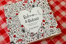 Livro Rotina & Rabisco