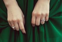Wedding Theme: Green Goddess