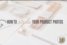 styling & photography / product photography