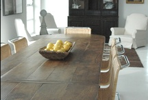 Dining / Dining Spaces / by Claire Watkins