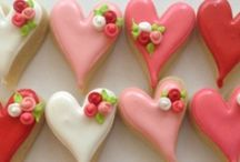 Valentines Day / all things Valentine's Day and love. decor. baking. treats.