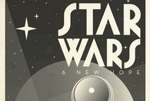 For the Love of Star Wars / by Quin Reaver Neumeyer