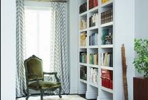 Bookshelves / by Claire Watkins