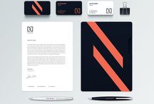 Branding & Identity Design / branding | corporate identity | self promotion | marketing | retail | stationary | brand identity | logo | letterhead | business cards / by Chris Sims