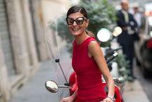 I want to be a Battaglia / Giovanna battaglia: Vogue style / by Chiara _
