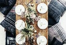 design : event decor / inspiration for events and decor / by Light Rust Studio
