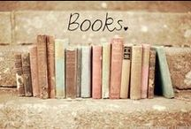 Books! / All things Books.   All things Bibliophiles would love. Bookshelves that I dream about having! / by Teresa Benedict