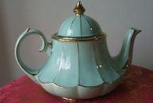Tea & Linens, Tea Parties