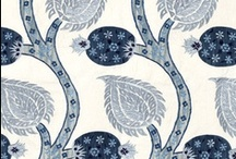 Wallpaper / Fabric / Wallpaper / fabric / by Claire Watkins