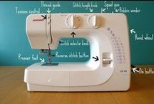 So Sew Me / Sewing projects I may or may not ever get around to attempting. Check out  sewing room decor and ideas in my Craft Supplies board.  / by Gina Ritter