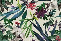 Prints, Silkscreens and Patterns