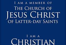 Church / I'm a member of  The Church of Jesus Christ of Latter-Day Saints and I'm a Christian. / by Teresa Benedict