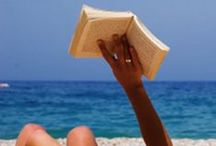 Books for the Beach / Those books perfect for sun, sea and sand.