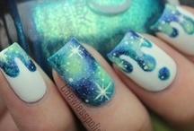All for Nails! / nail art, keep nails healthy, make own nail polish / by Tessa Peebles