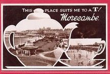 Vintage By The Sea / North West Sea side resorts Blackpool, Morecambe, Heysham etc