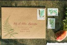 wedding [ woodland ] / autumn // rustic // winter // nature // forest