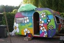 Ideas For Retro Camper  / by Susannah Taylor