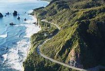 coast + long drives