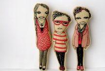 Art Dolls / by Theresa Merkling