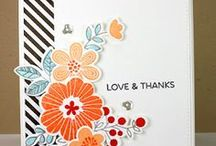 paper crafting loveliness / paper crafting projects that inspire me. beautiful paper crafting projects.