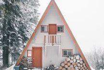 cottage + cabin