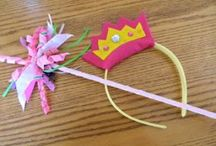 My Princess party ideas