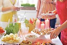 Hostess With The Mostess / Tips, treats and fun ideas for any event, whether it be holiday festivities or engagement parties.