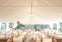 Wedding Venues & Decor / It's all in the details. Whether you want a vintage venue, an outdoor reception or a modern, simple ceremony – check out our inspiration for a one-of-a-kind wedding!