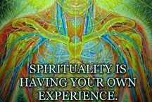 Spirituality / Create your reality using your dreams, and love your life!