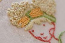 Crafts - Girls & SunBonnet Sue