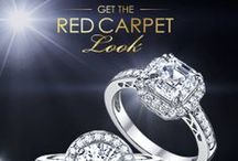 Red Carpet Envy / Our favorite looks from the red carpet + how to get them! / by Helzberg Diamonds