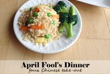 April Fools Fake Food / Ideas for fake foods to be made for April Fool's Day