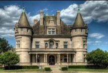 Castles/Mansions in the US