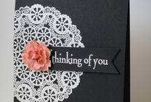 Card Ideas #2 / by Misty @Creative Itch