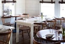 travel : shop + eat + stay / noteworthy places to shop and dine while traveling / by Light Rust Studio