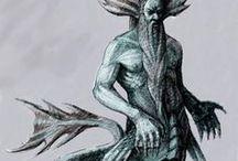 Myths & Gods