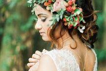 wedding [ autumn ] / pantone marsala //  earthy wine reds // golds // greys  //