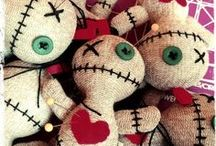 Poppets, Spirit Dolls