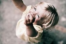 Photographing Children / Fun activities, tips, and tricks for photography with children.