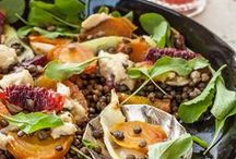 Vegetarian Recipes / Our favourite selection of meat free recipes to make at home