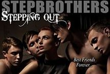 Stepbrothers Stepping Out series / Because every girl has those naughty fantasies...  All are quick reads, guaranteed to satisfy your taboo fantasies.