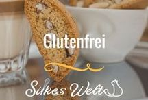 Glutenfrei / glutenfreie Rezepte für Jeden! Rezepte, die gut nach zu backen sind. Von Kuchen bis zum Gebäck ist bestimmt für Jeden etwas dabei. Naschen muss keine Sünde sein. #glutenfrei #singluten #glutenfree