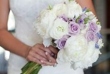 Wedding Bouquets / Perfect petals. Wedding bouquet inspiration from DIY and rustic, to elaborate and glamorous, to blush, white, purple and blue and every on-trend color in between.