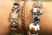 Stackable & Layered / Stackable bracelets and rings, and necklaces perfect for layering your look.