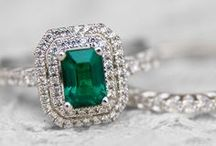 Green With Envy / Enviable emerald, peridot, amazonite and other green styles.