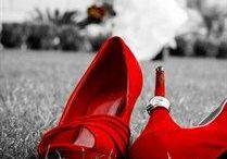 Ravishing Red / Absolutely ravishing red rubies, garnets and more.