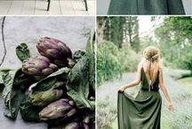 wedding [ greenery ]