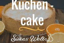 Kuchen - Cake / Rezepte rund um Kuchen, Tarte, Torten. Sowohl trockene Kuchen, wie auch Cremetorten. Gerne auch Buttercreme, Ganache und Sahne. Fondant wird es hier weniger geben. #kuchen #cake #klassiker