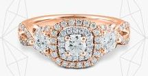 Engagement Rings / Shop classic, modern, vintage, halo, solitaire and gemstone engagement ring styles from Helzberg Diamonds. Get all of the inspiration you need and find the ring of your dreams.