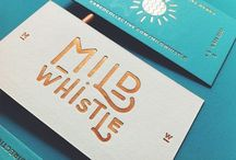 design :: branding / logos and identities that inspire / by Kristina Hopkins